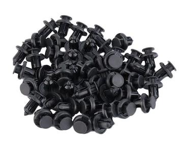 プッシュリベット クリップ 内装等 ホンダ系−1 50個