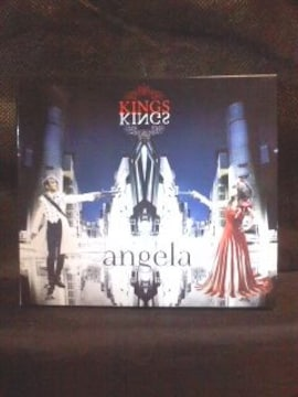 BD付CDマキシ『K』OP「KINGS」angela