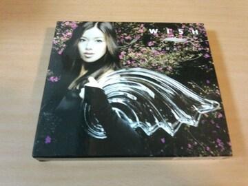 伊藤由奈CD「WISH」初回限定盤DVD付き●