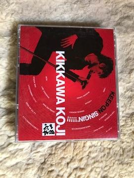 吉川晃司 2CD  DVD