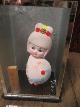 民芸品 陶器製 博多人形