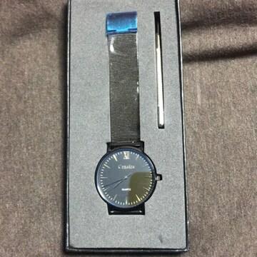 腕時計 メンズ 腕時計 CRNAIRA 防水腕時計 日本製クォーツ シン