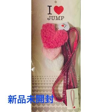 新品☆Hey!Say!JUMP ジャニーズSHOP原宿店★ロングストラップ