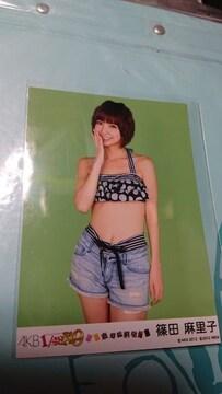 篠田麻里子・1/149恋愛総選挙生写真