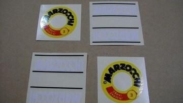 (88)格安マルゾッキステッカーGS400GSX400EGT380GSX250E