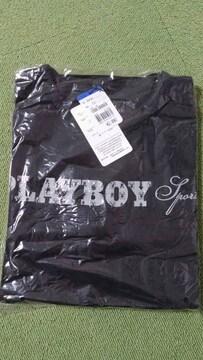 【新品・タグ付】PLAY BOY 長袖Tシャツ・LLサイズ