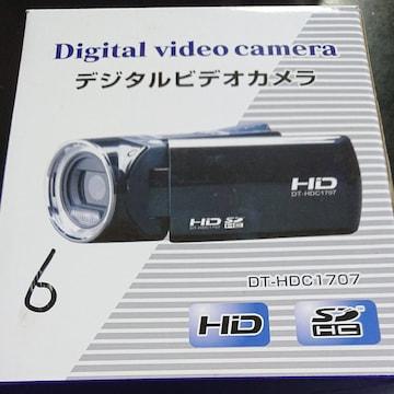 新品 デジタルビデオカメラ