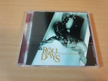 ROLL DAYS CD「PLASTIC AFFECTION」ロール・デイズ●