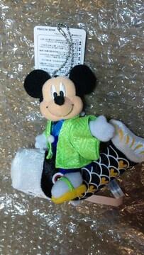 ディズニー TDL 30周年 子供の日 端午 ぬいぐるみバッジ ぬいば ミッキー