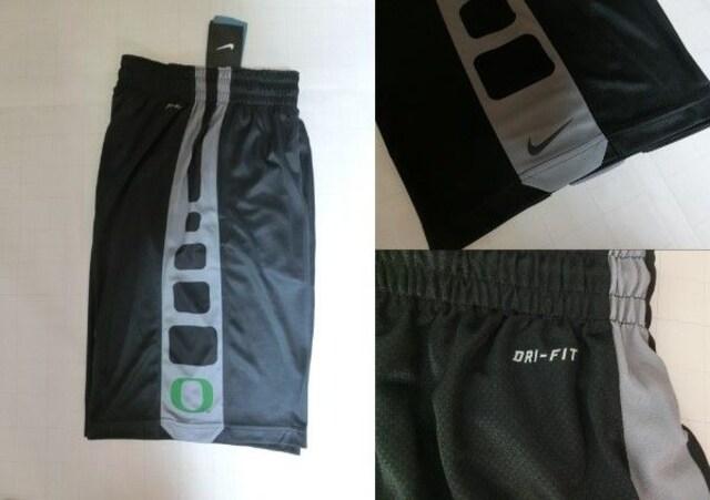 Nike DRI FIT オレゴン大学ダックス パンツUS BOY'S L < レジャー/スポーツの