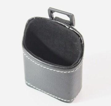 携帯ポケットケース/ブラックiphoneなど小サイズ