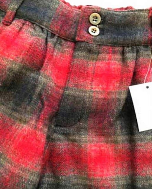 新品★秋冬物★キュロット☆honeys☆5点落札送料無料 < 女性ファッションの