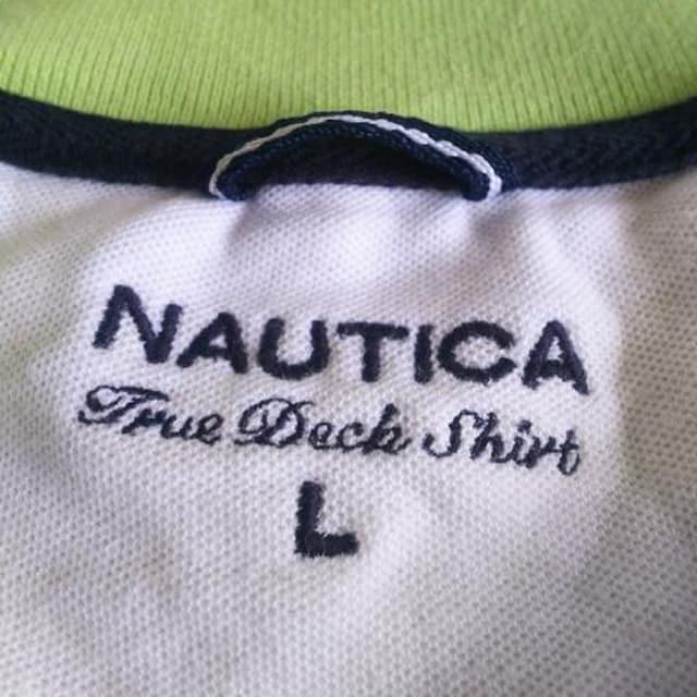 NAUTICA ノーティカ ポロシャツ < ブランドの