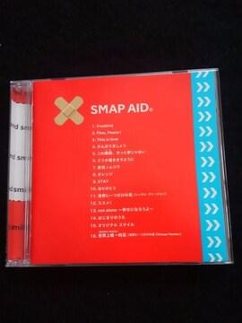 SMAP ベストアルバム AID 世界に一つだけの花 即決 大人気