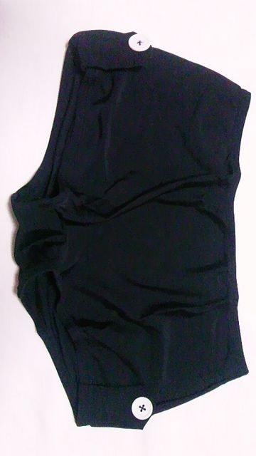 新品〓ボーダー柄ホルターリボン三角ビキニ背中開きタンキニトップス&ショーパン水着 < 女性ファッションの