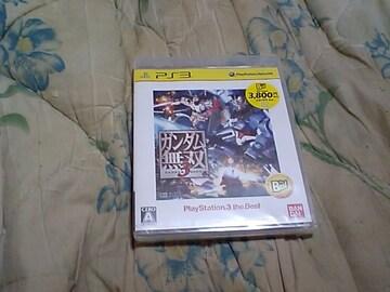 【新品PS3】ガンダム無双3