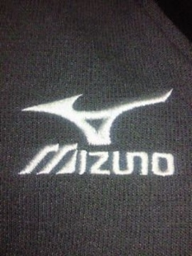 MIZUNO ミズノ V首 スウェット トレーナー グレー SS あったか シンプル 上着