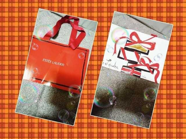 2016年クリスマスコフレ限定紙袋♪  < ブランドの