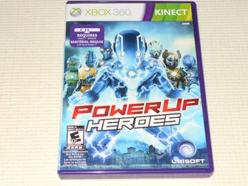 xbox360★POWERUP HEROES 海外版(国内本体動作可能)