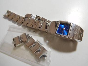 アランマヌキャン の腕時計クォーツ 製、電池式、動作確認済!。