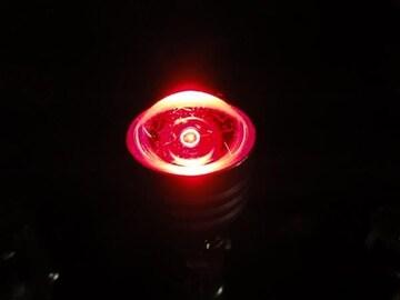 S25型 ハイパワーLEDバルブ ダブル球レッド