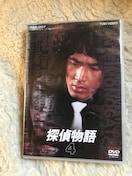探偵物語4  DVD1枚  松田優作  新品同様