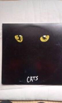 LPレコードCATS キャッツ 2枚組み「おとぼけおじさんの…」