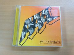 AAA CD「ATTACK」DVD付初回盤●