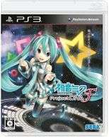 ☆PS3ソフト☆初音ミク Project DIVA-F☆