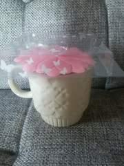 可愛いふたつき マグカップ 未使用