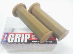 (105)GSX400FGSX400EGSX250Eキジマ製八角生ゴムグリップ