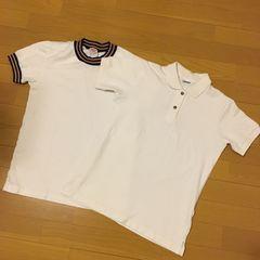 美品 アシックス 体操着 ポロシャツ 他 半袖Tシャツ M