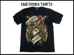 Guns N Roses ガンズ&ローゼスバンド T 【L】 68-43