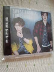 東方神起Sweat/AnswerCD