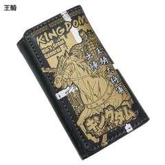 ☆新品☆キングダム≪王騎≫合皮製キーケース♪