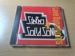 LOVE DYNAMIGHTS CD「STEREO SOLID SONIC VOL.1」廃盤●