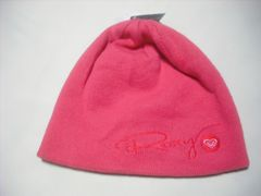 wb787 ROXY ロキシー ニット帽 ビーニー ピンク