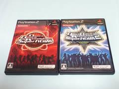PS2 DDR SuperNOVA2本セット ダンスダンスレボリューション スーパーノヴァ2即決