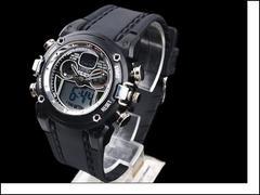 ★【新品】OHSEN多機能腕時計/ディーゼルカレンダーカシオ