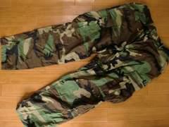 アメリカ軍 ミリタリーパンツ 迷彩 Lサイズ