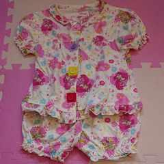 ディズニープリンセスのパジャマ☆size110