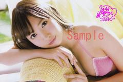 【送料無料】 AKB48小嶋陽菜 写真5枚セット<サイン入>30