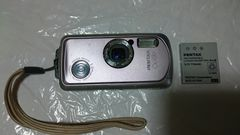 ペンタックス オプティ防水デジタルカメラ