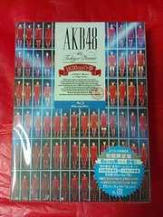 AKB48 Blu-ray「東京ドーム~1830mの夢~」SPBOX 初回限定盤