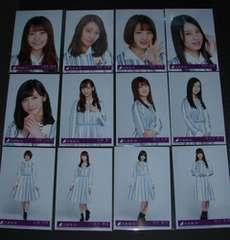 乃木坂46 シンクロニシティ 生写真12枚 まとめ売り