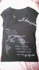 DURASロゴ刺繍TシャツBLK美品激レア