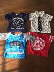Tシャツ4枚セット