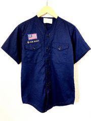 BOYSCOUTS OF AMERICA■ボーイスカウトシャツ■星条旗■USA製