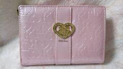 新品★HelloKitty ハローキティ★ピンクの可愛いお財布♪
