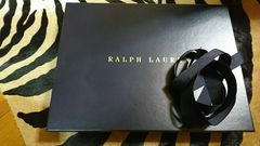 RALPH LAUREN/ポロ・ラルフローレン 空箱2個&リボン